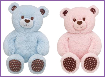 Teddy Bears for the parents of still born children
